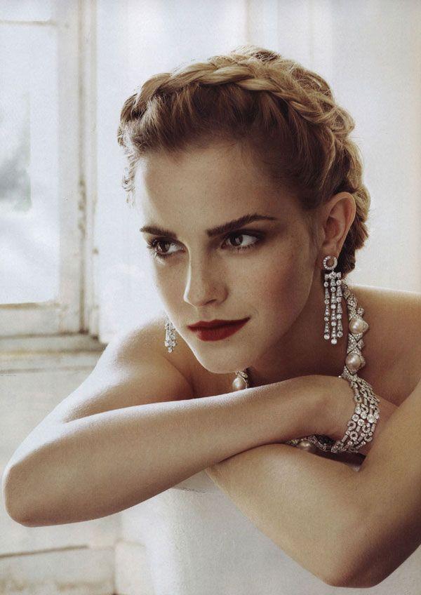 Emma Watson - Italijansk Vogue