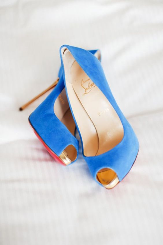 Cobalt-blue-suede-open-toe-wedding-heels