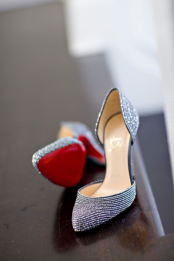 silver-glitter-bridal-shoes