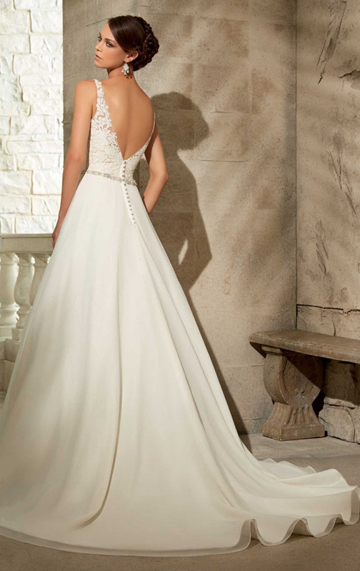 2015-spaghetti-straps-women-wedding-dresses-v-neck-deep-v-back-illusion-organza-vintage-a-line